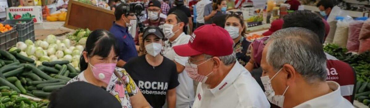 GOBERNANTES DEBEN RESPETAR LA VOLUNTAD POPULAR EL PRÓXIMO 6 DE JUNIO: ROCHA MOYA