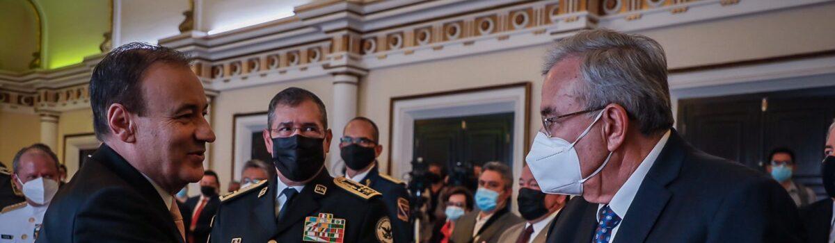 CON EL GOBERNADOR ALFONSO DURAZO INICIA LA TRANSFORMACIÓN DE SONORA: ROCHA.