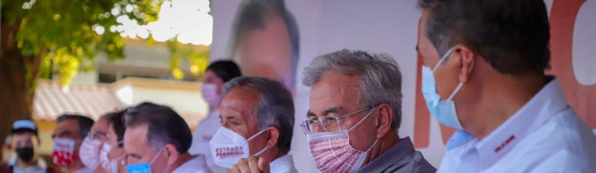 EL COMBATE A LA INSEGURIDAD SE REALIZARÁ ATENDIENDO DE LAS CAUSAS QUE ORIGINAN LA VIOLENCIA: ROCHA MOYA