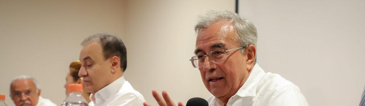 FORMALIZAN GOBERNADORES ELECTOS ACUERDOS PARA LA TRANSFORMACIÓN DEL NOROESTE DE MÉXICO