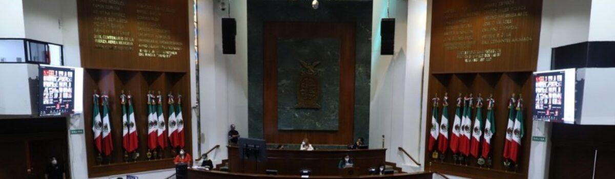 RECIBE CONGRESO DE SCJN NOTIFICACIÓN DECLARANDO INCONSTITUCIONAL REFORMA.