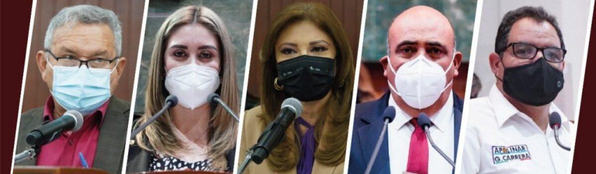 ROMÁN RUBIO Y ESTEBAN LÓPEZ, LUCHABAN POR GRUPOS VULNERABLES: DIPUTADAS Y DIPUTADOS