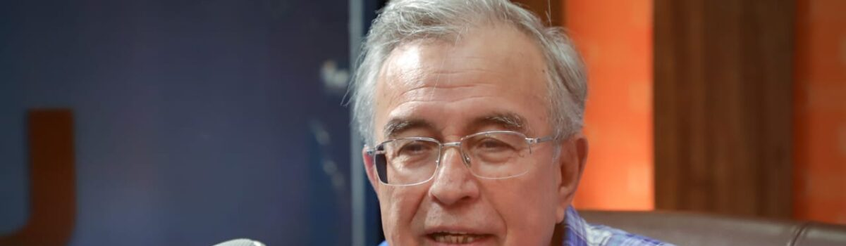 DE GRAN SENTIDO HUMANO CONSIDERA ROCHA DECRETO PARA LIBERACIÓN DE REOS EN CONDICIONES ESPECIFICAS.