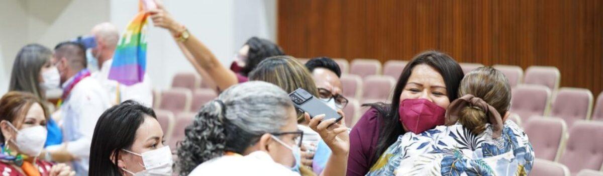 CONGRESO DEL ESTADO DE SINALOA HACE EFECTIVO EL MATRIMONIO IGUALITARIO
