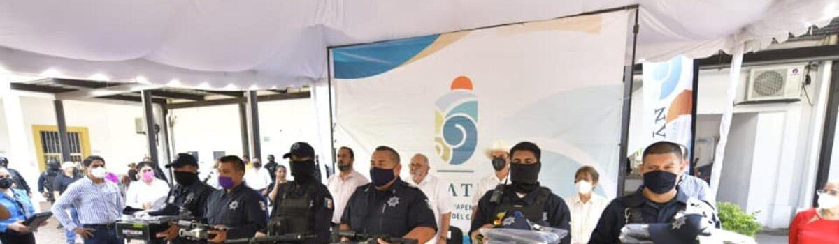 DESTACA LUIS GUILLERMO BENITEZ TORRES DISMINUCIÓN DE DELITOS EN MAZATLÁN