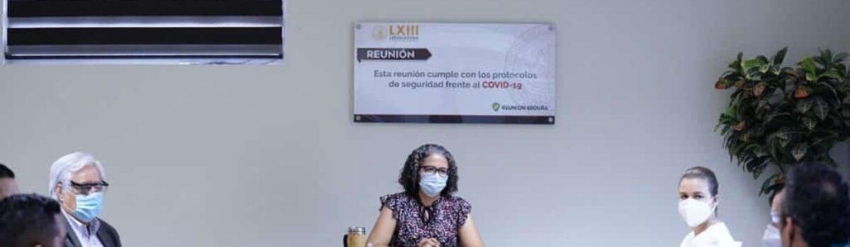Da bienvenida Graciela Domínguez a Secretaria General del STASE