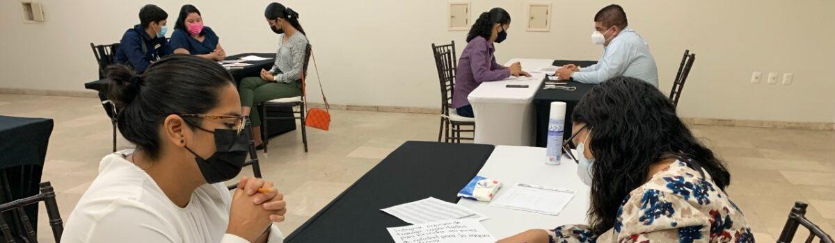 UTESC REALIZA ANÁLISIS DE LA SITUACIÓN DEL TRABAJO DE LA LICENCIATURA EN TURISMO, PARTICIPAN REPRESENTANTES DE EMPRESAS DEL SECTOR.