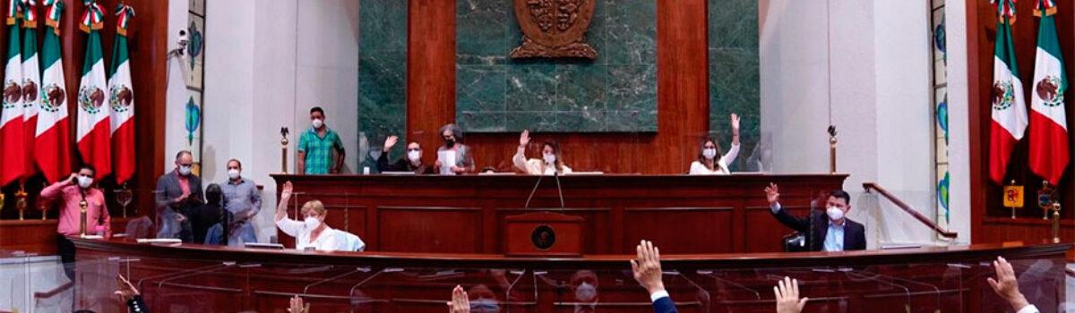 Convoca Congreso a ocupar Órganos de Control Interno de CEDH, IEES y TJA