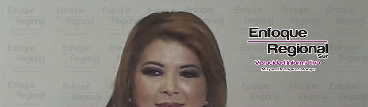 Arcelia Prado pide se investigue el registro de Material de Propaganda destruido.