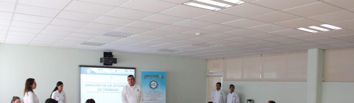 PARTICIPAN EMPRESAS EN AST DE LA ING. EN PROCESOS BIOALIMENTARIOS